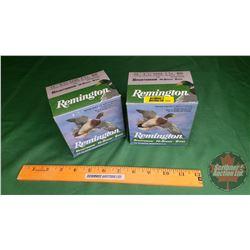 "AMMO: Remington Sportsman Hi-Speed Steel 12ga 3-1/2"" BB Shot (50 Rnds - 2 Boxes)"
