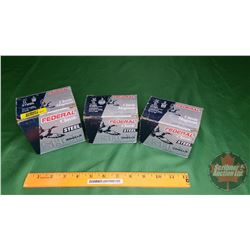 """AMMO: Federal Classic 12ga 3"""" (65 Rnds - 3 Boxes)"""