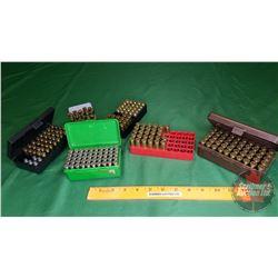 Pistol AMMO - Box Lot: (80 Rnds of 357 Magnum) & (45 Rnds of 10mm) & (67 Rnds of 44 Rem Mag) & (25 R