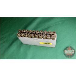 AMMO: Reloads 30-30Win (20 Rnds) w/Plastic Case