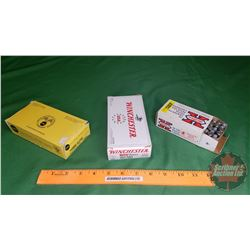 Variety of Pistol AMMO: (50 Rnds of 10mm) & (50 Rnds of 357 SIG) & (50 Rnds of 38 Special)