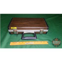 """Hard Shell Gun Case ALCO - Lockable (14""""L x 7""""W x 3""""L)"""