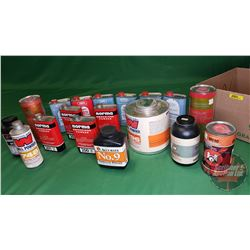 Box Lot: Large Quantity of Gun Powder (20lbs)