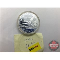 Canada One Dollar Flying Loon 1987-1997