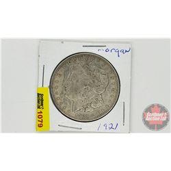 US Morgan Dollar 1921