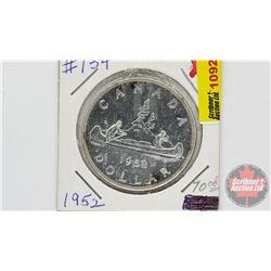 Canada Silver Dollar 1952