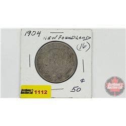 Newfoundland Fifty Cent 1904