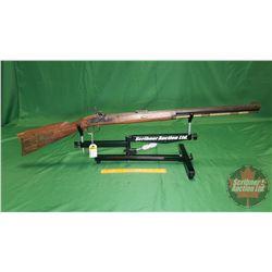 Black Powder Rifle: Haly Percussion Cap 54 Muzzle Load S/N#59265