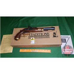 Black Powder Pistol: Traditions Trapper (Percussion Cap) 50 Muzzle Load