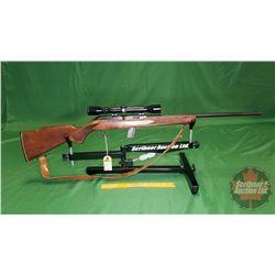 Rifle: Cooey 64B Semi Auto 22LR S/N#CA130549 c/w Scope & Sling