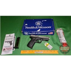 Handgun (R): Smith & Wesson 9mm Model SD9VE w/2 Magazines S/N#HFY6807 (NOTE: This item is Pending ..