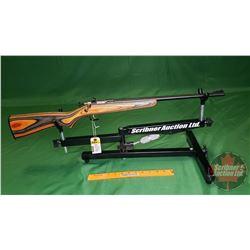 Rifle: KSA Cricket .22LR Bolt S/N#374869