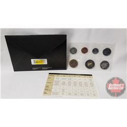 RCM 2007 Uncirculated Coin Set