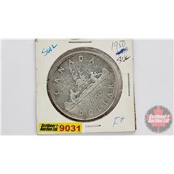 Canada Silver Dollar 1950