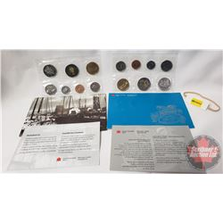 RCM (2) Uncirculated Coin Sets (1999; 2002)