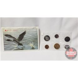 RCM 1991 Uncirculated Coin Set