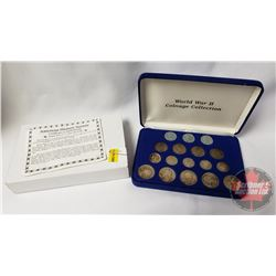 US American Historic Society 17 Piece Collection - World War 2