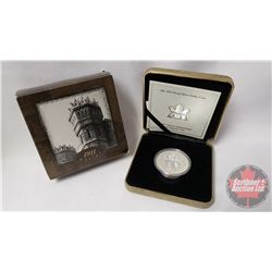 "RCM ""The 1911 Proof Silver Dollar Coin"" 1911-2001"
