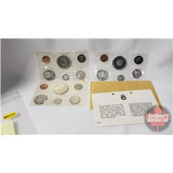 RCM (3) Uncirculated Coin Sets (1964; 1965; 1966)