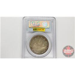 Canada Silver Dollar 1951 (PCGS Cert: MS-61)
