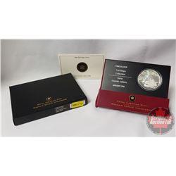 RCM 2006 Tall Ships Series $20 Silver Coin (99.99) (COA 00410)