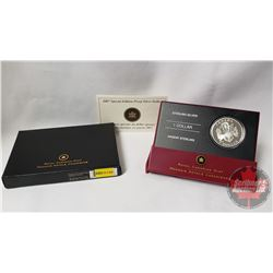 RCM 2007 Spec. Ed. Proof Silver Dollar - Celebration of the Arts (COA 2262/20000)
