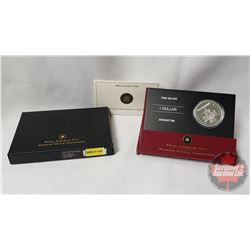 RCM 2006 Proof Silver Dollar (99.99) (150th Anniversary of the Establishment of the Victoria Cross)