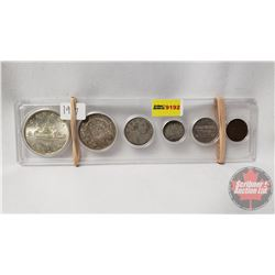 Canada Year Set - Hard Shell Case: 1937
