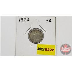 Canada Ten Cent 1948