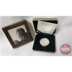 """RCM """"The 1911 Proof Silver Dollar Coin"""" 1911-2001"""