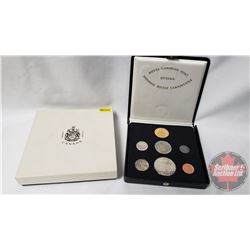 RCM 1867-1967 CANADA SPECIMEN SET WITH $20 GOLD COIN