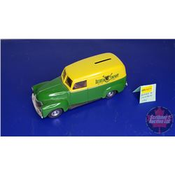 COIN BANK: Deere & Company Delivery Van