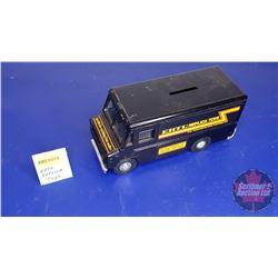 COIN BANK: ERTL Replica Toys Truck