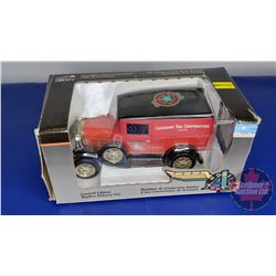 """COIN BANK: Canadian Tire Corporation """"70th Anniversary"""""""