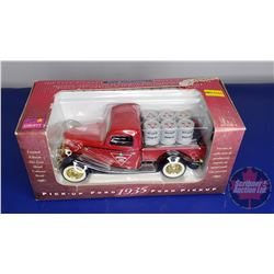 "COIN BANK: Canadian Tire Corp. Motor Oil Truck ""1935 Ford"""