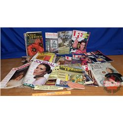 Tote Lot - Magazines : Better Homes, House Beautiful, etc (37lbs)