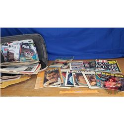 Tote Lot - Magazines: McLeans (45lbs)