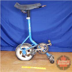 """Vintage LeRun Skate Bike (32""""H)"""