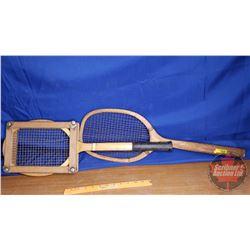 Vintage Tennis Rackets (2)