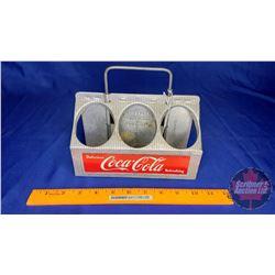 Coca-Cola Alum. 6 Pack Carrier