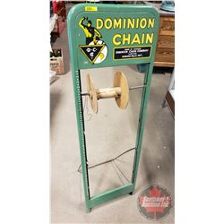 "Store Display ""Dominion Chain"" Niagara Falls, Ont by Dominion Chain Company Limited (55""H x 17""W x 1"