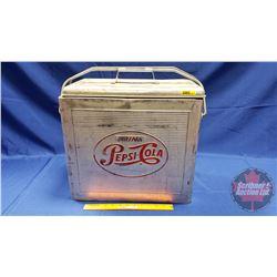 "Drink Pepsi-Cola Picnic Cooler (17""H x 15""W x 9""D)"
