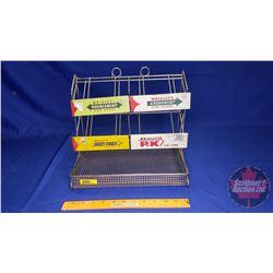 """Wrigley's Gum Display Rack (11""""H x 12-1/2""""W x 8-1/2"""")"""