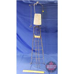 """General Store Counter Top Package & String Holder/Rack (40""""H)"""