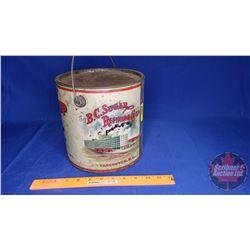 "Roger's Golden Syrup Tin (8""H x 8""Dia)"