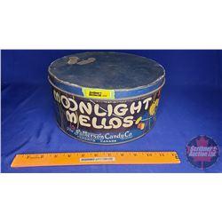 """Moonlight Mellos"" Tin (5""H x 10-1/2""Dia)"