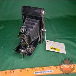 "Eastman Kodak #2 Brownie Camera ""Folding"" c.1913"