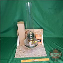Aladdin Coal Oil Bracket Lamp