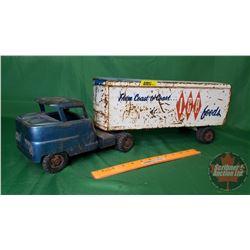 """IGA Toy Truck Hauler (23""""L)"""