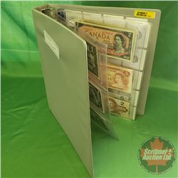 Junior Numismatic Collector Set (Binder incl: Bills & Coins : Foreign & Domestic Varieties) MUST SEE